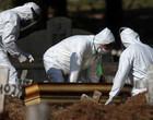 Brasil tem 703 mortes por covid-19 em 24 horas e total vai a 101.752