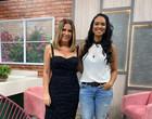 Karla Berger se despede do Revista MN e Stefhania Fernandes assume