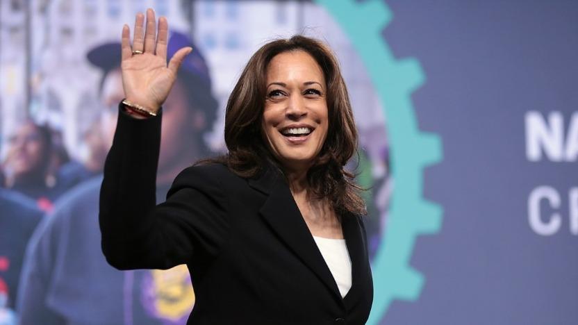 EUA: Joe Biden escolhe Kamala Harris como candidata a viceEUA: Joe Biden escolhe Kamala Harris como candidata a vice