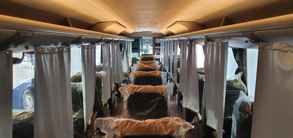 Ônibus são adaptados para prevenir coronavírus - Imagem 1
