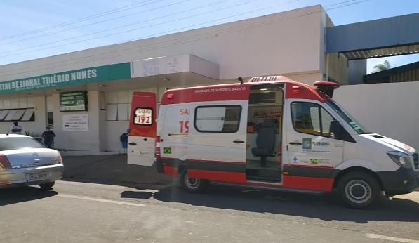 Homem é baleado após fugir de tentativa de assalto em Floriano