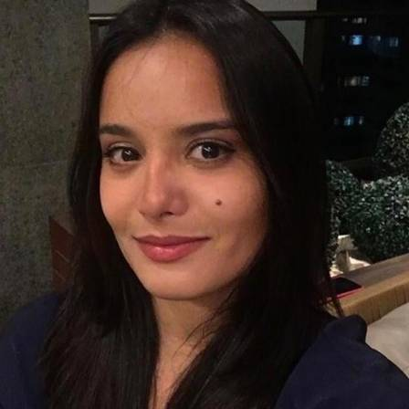 Ana Vereno é a nova namorada do ator