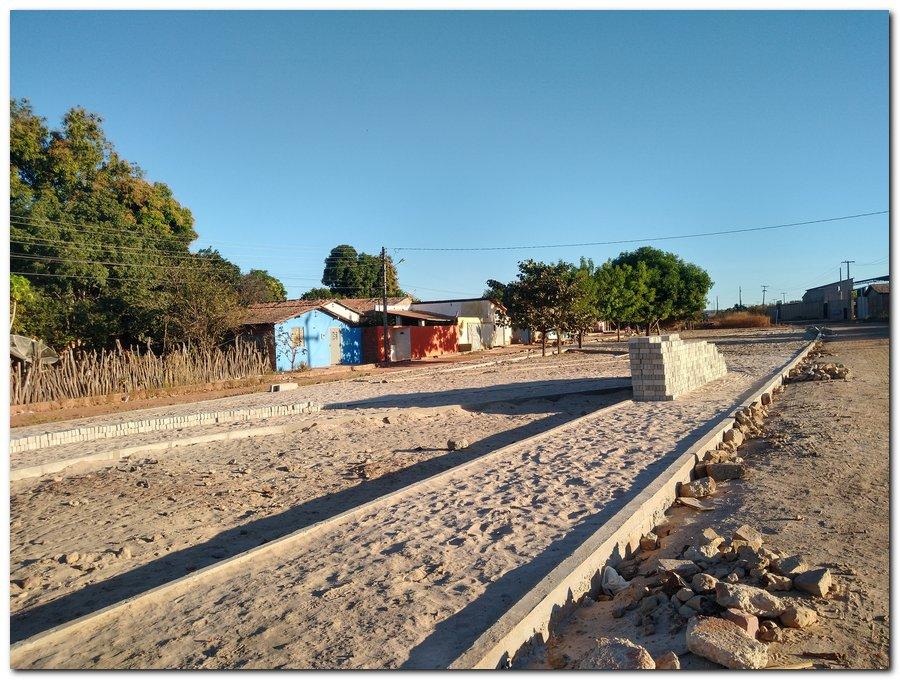 Construção de Praça no Bairro Sossego - Imagem 2