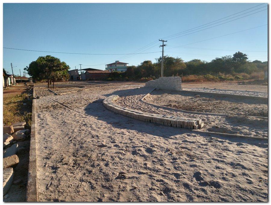 Construção de Praça no Bairro Sossego - Imagem 3