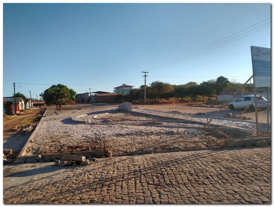Construção de Praça no Bairro Sossego - Imagem 4