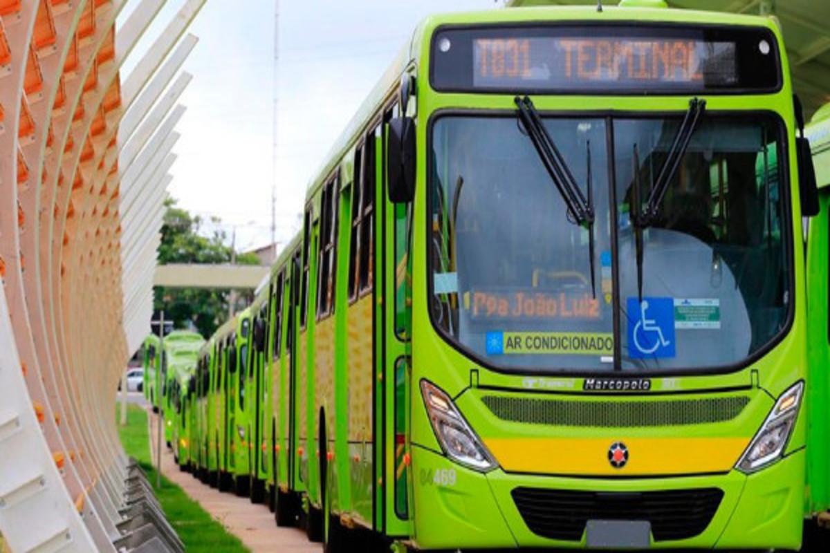 Ônibus urbanos não circularão nestes sábado e domingo em Teresina