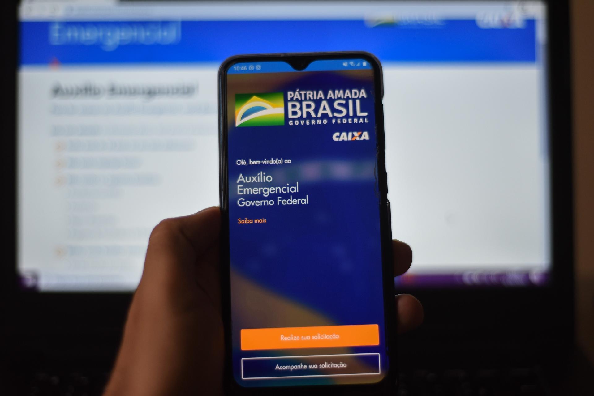 CGU divulga números de fraudes e erros do pagamento a beneficiários no auxílio emergencial (Reprodução)