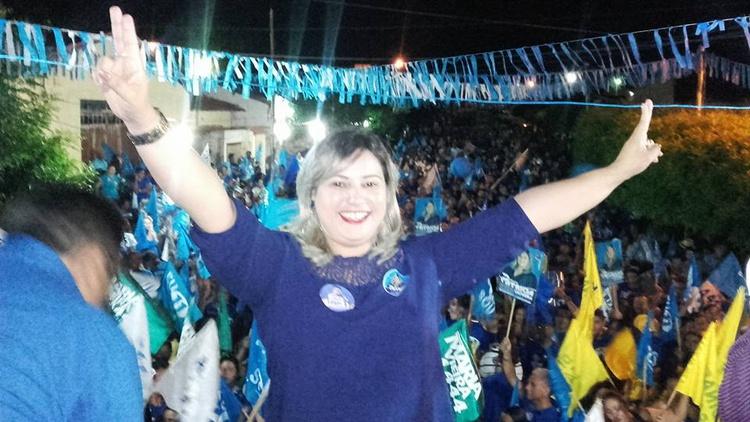 A vereadora Patrícia Fernanda (Progressistas)-Foto: Reprodução/Facebook