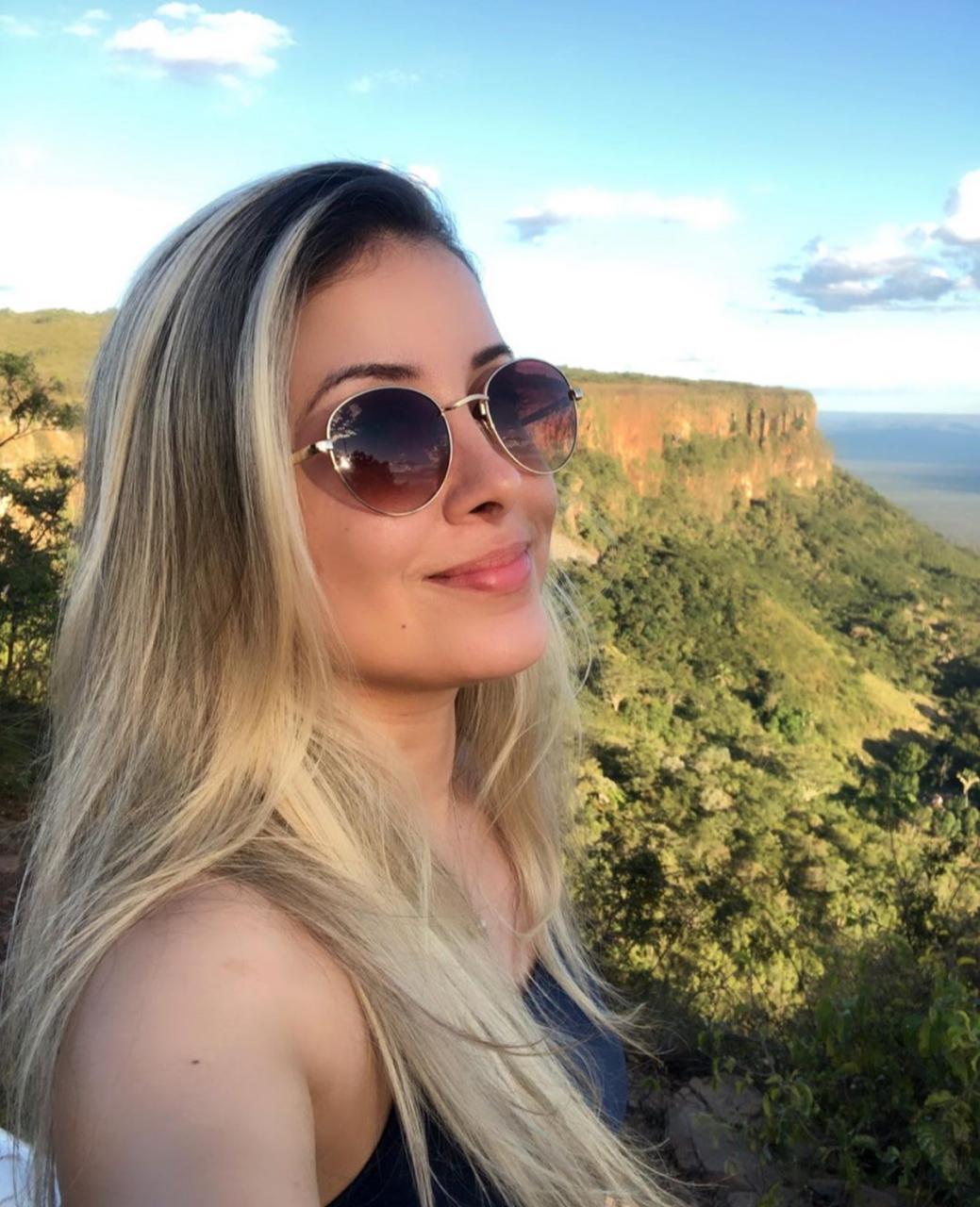 Roberta Pereira morreu em acidente na zona Leste de Teresina - Foto: Reprodução/Instagram