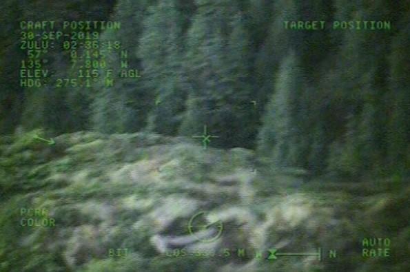 Detecção de OVNISs liberadas pelo Pentágono (imagem: instagram)