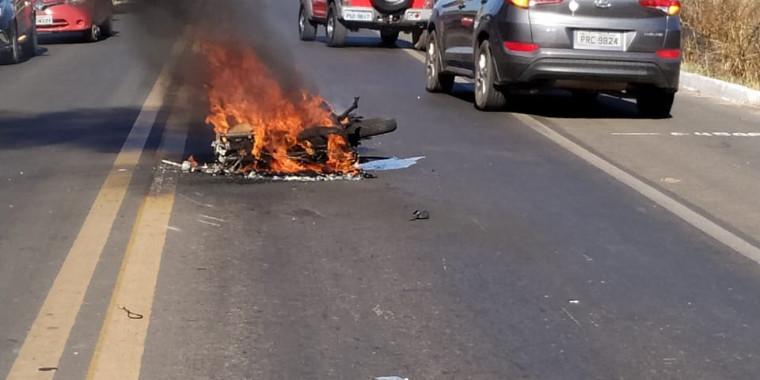 Bombeiro do Piauí morre em grave acidente na BR-316 em Timon; vídeo