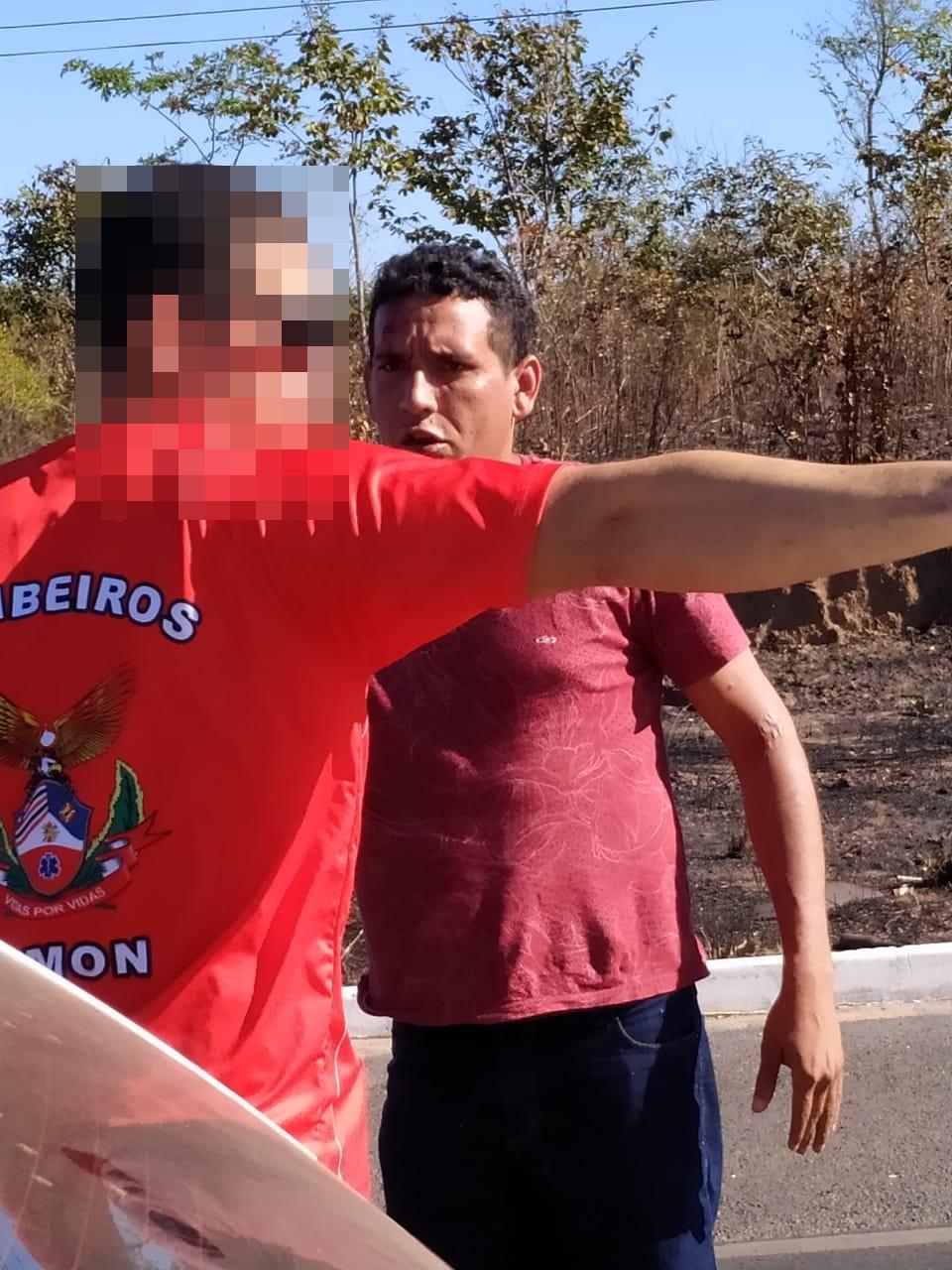 Alex Furtado da Silva foi o responsável pelo acidente