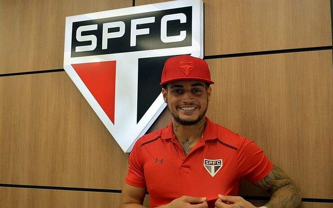 Jean está emprestado ao clube goiano pelo São Paulo desde fevereiro.Foto: SPFC