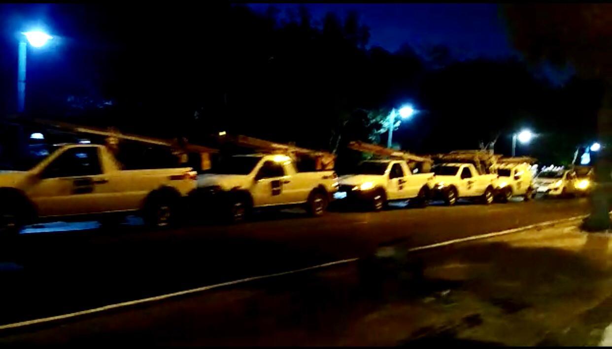 Equipes da Equatorial Piauí são deslocadas para fazer o corte de ligação clandestina na zona Norte de Teresina