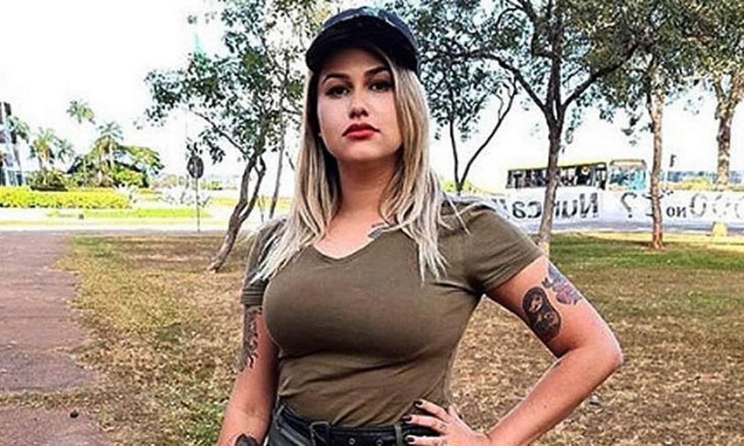 Sara Giromini - Foto: Divulgação
