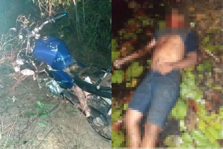 Jovem morre após grave acidente de moto (Reprodução/ Portal Diário do Longá)