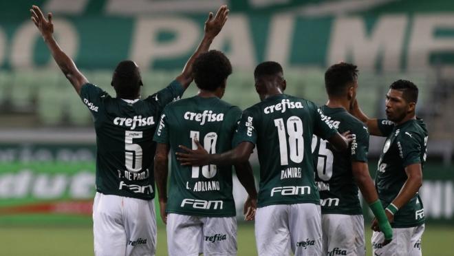 Palmeiras vence Ponte Preta e encara Corinthians na final do Paulistão