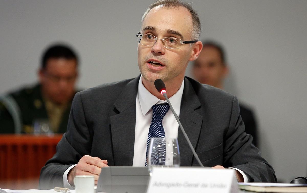 Ministro da Justiça, André M,endonça