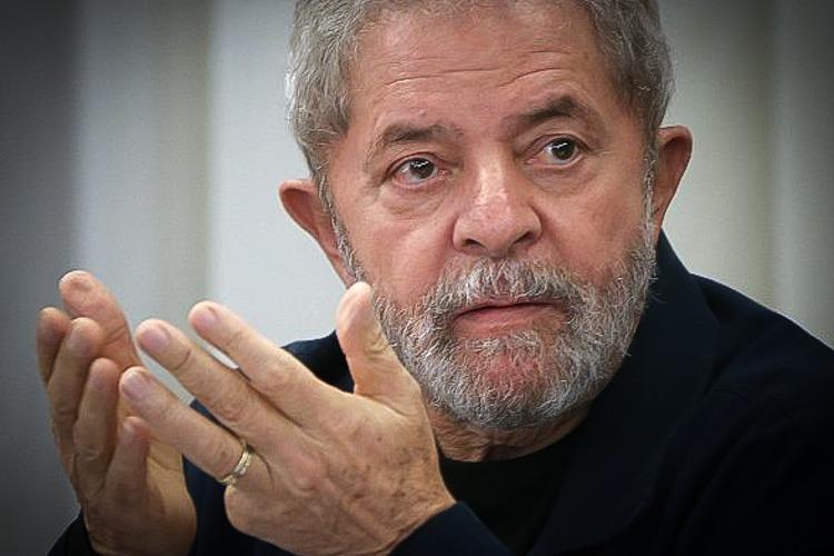 Ex-presidente Lula Foto: Divulgação