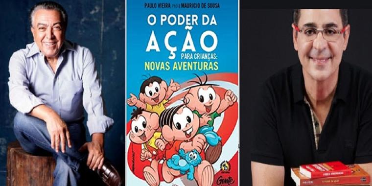 Escritor Paulo Vieira lidera o ranking nacional dos mais vendidos