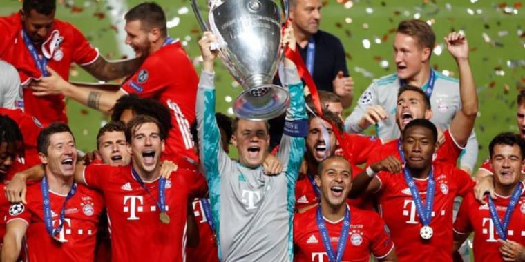 Bayern vence o PSG e conquista a Champions League pela sexta vez