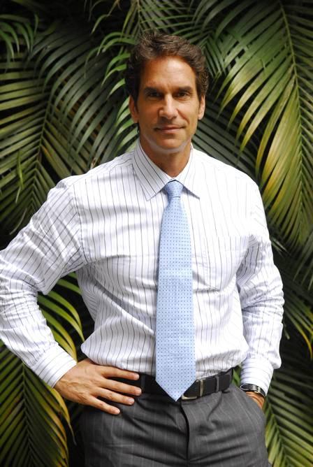 Victor Fasano foi galã de novelas nos anos 90Victor Fasano foi galã de novelas nos anos 90 Foto: Renato Rocha Miranda / Tv Globo