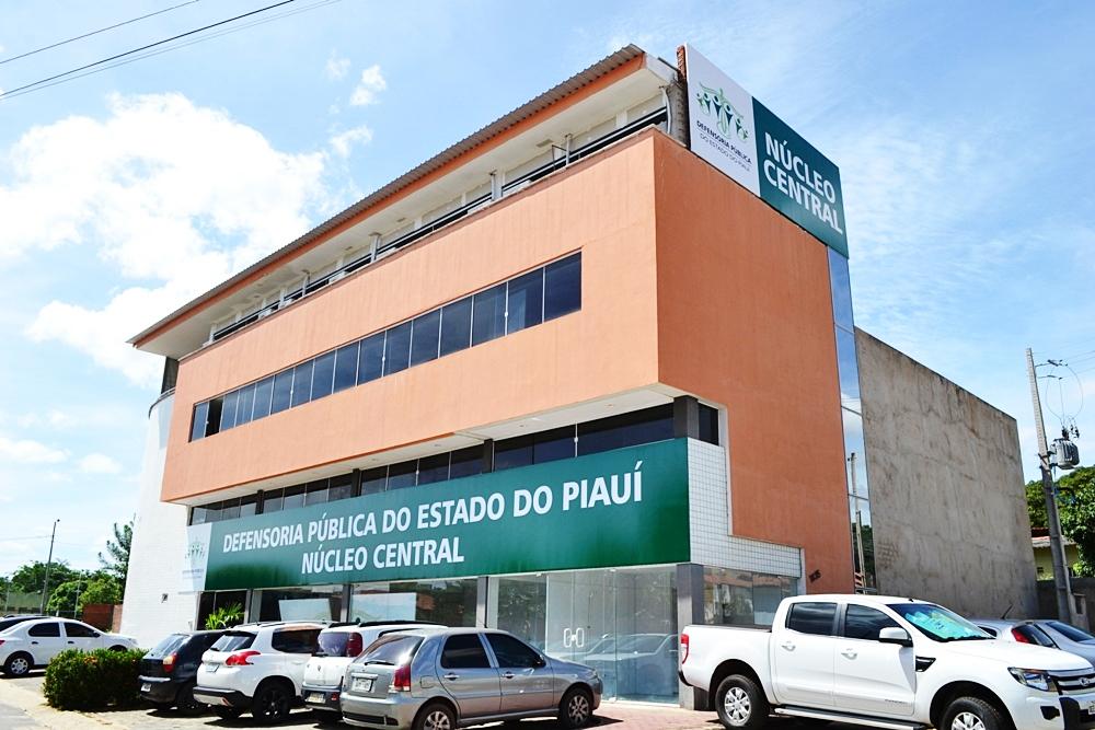 Defensoria Pública do Piaui - Foto: Ascom