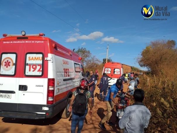Grave acidente deixa um morto e 3 feridos no Piaui