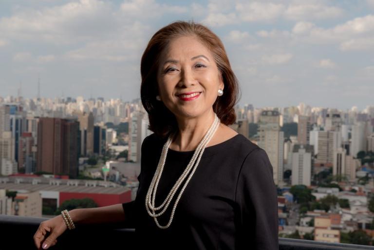 Chieko Aoki, a principal CEO da rede hoteleira no Brasil explica como driblar crise