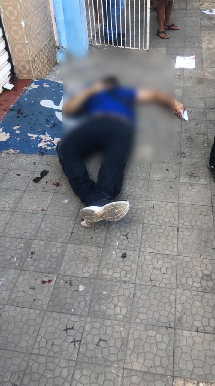 Crime ocorreu no Centro da capital - Foto: Reproduçao