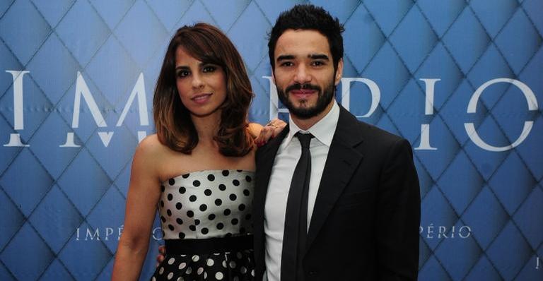 Atores estavam a 3 anos em processo de separação-Foto/Divulgação TV Globo