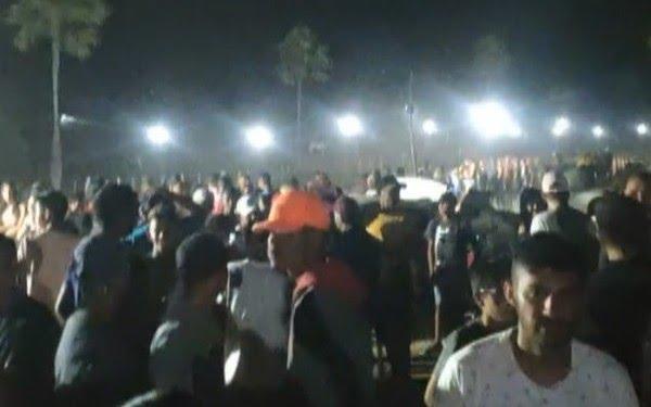 Vaquejada gera aglomeração no Piauí (Tribuna em Foco)