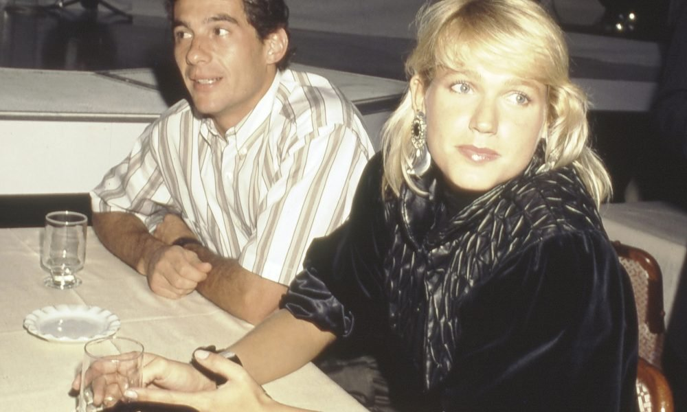 """Xuxa relembra """"primeira vez"""" com Ayrton Senna: """"Saí com menos 2 kg""""  - Imagem 1"""
