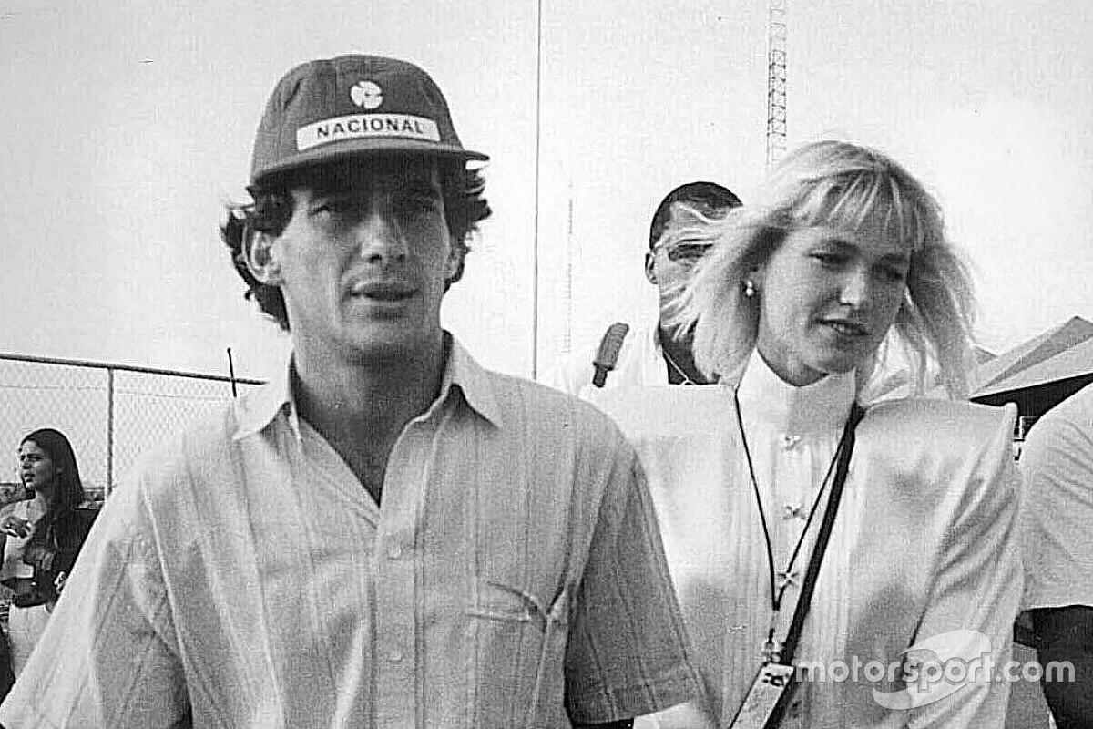 """Xuxa relembra """"primeira vez"""" com Ayrton Senna: """"Saí com menos 2 kg""""  - Imagem 2"""