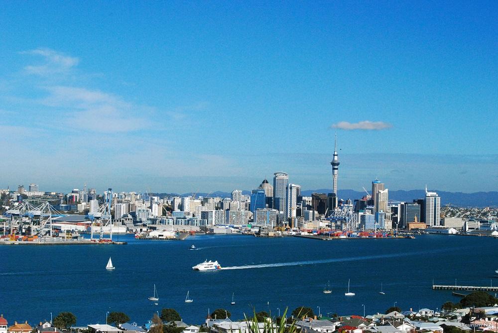 Auckland (Foto: Divulgação)