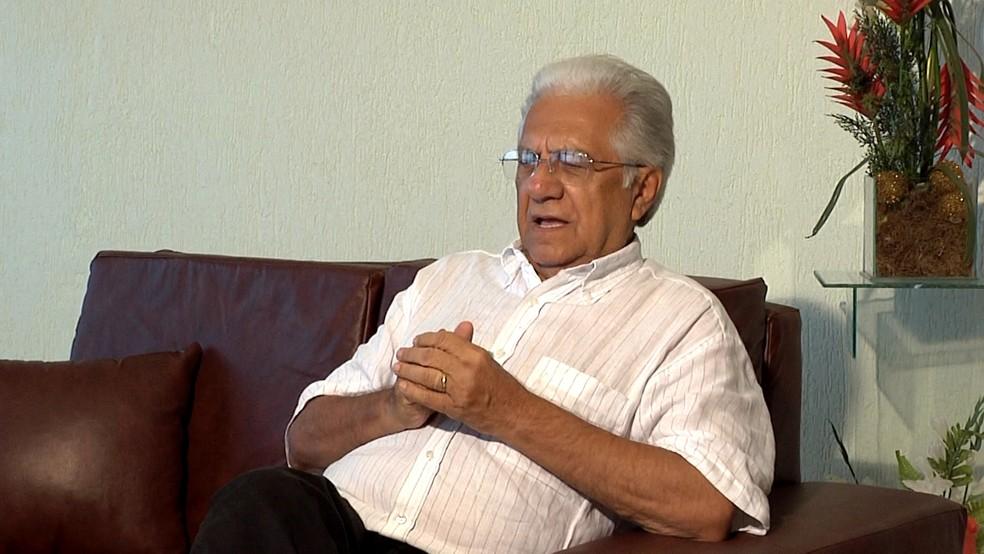 Sãlvio Dino foi vítima da Covid-19 no Maranhão