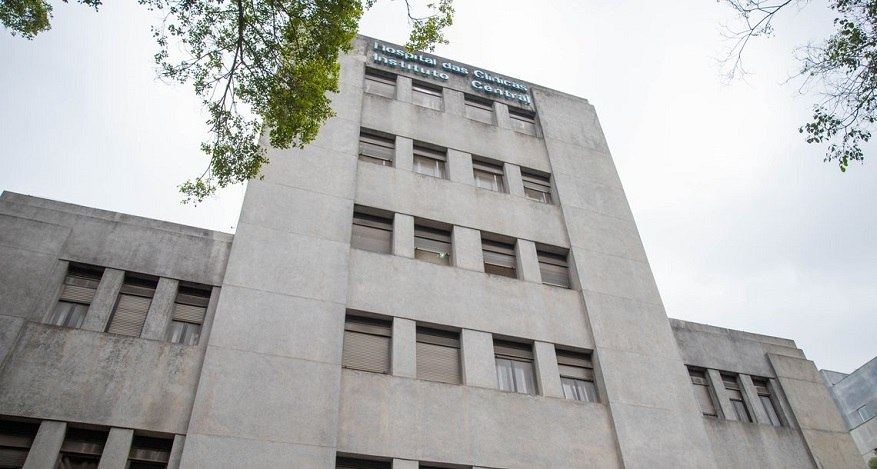 Hospital das Clínicas de São Paulo (Foto: Reprodução)