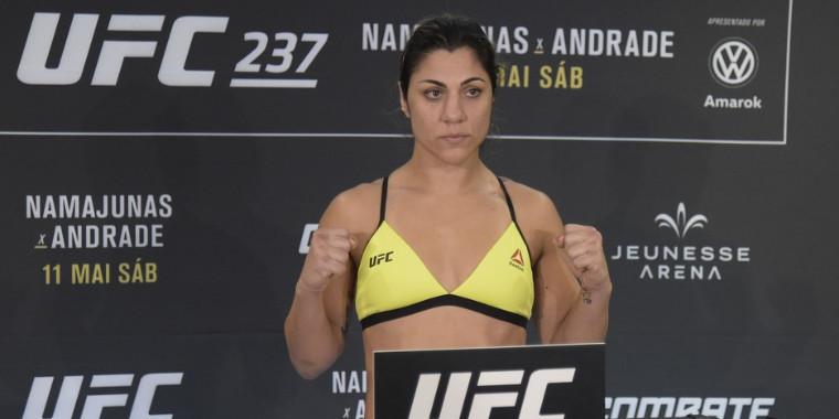 Bethe Correia é demitida pelo UFC
