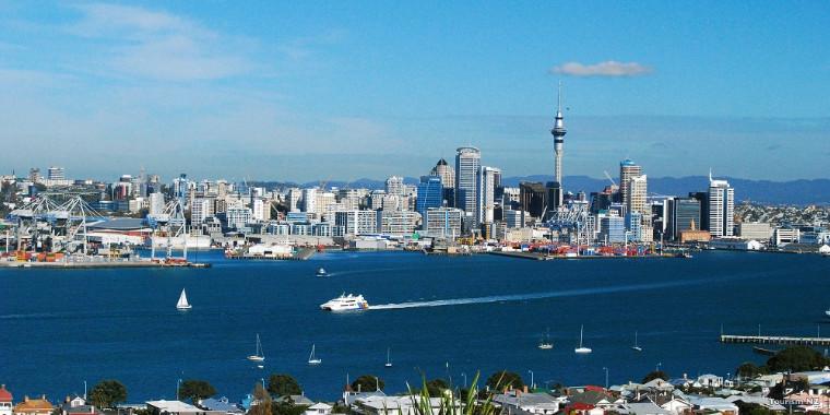 Nova Zelândia manda mensagens para conectar o mundo ao país