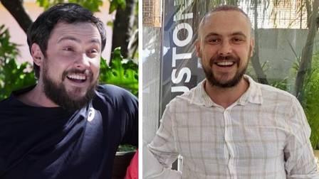 Antes e depois (imagem: Instagram)