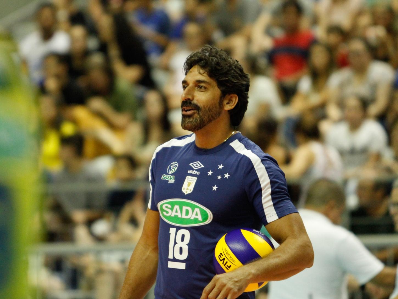 Filipe Ferraz celebra 10 anos no voleibol do Cruzeiro - Imagem 1
