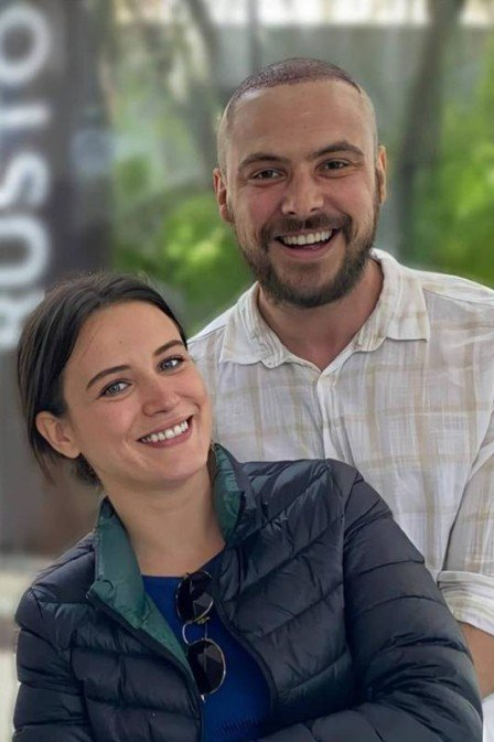 Sérgio Guizé e a namorada, Bianca Bin (foto: Instagram)