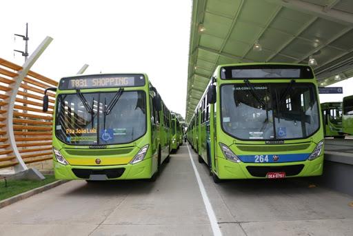 Prefeitura determinou que ônibus aumentem viagens em horários de pico (Divulgação)