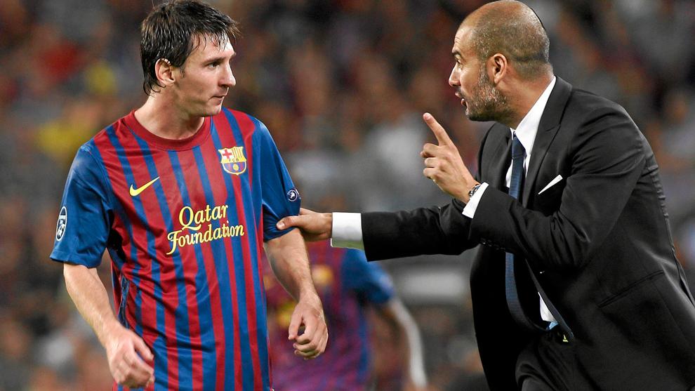 O argentino quer jogar no Manchester City e reencontra Guardiola-Foto/Divulgação