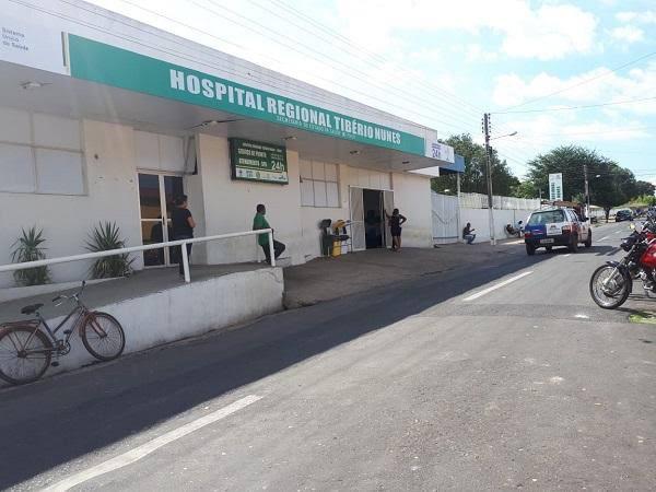 Hospital Regional Tibério Nunes (Foto: Reprodução)