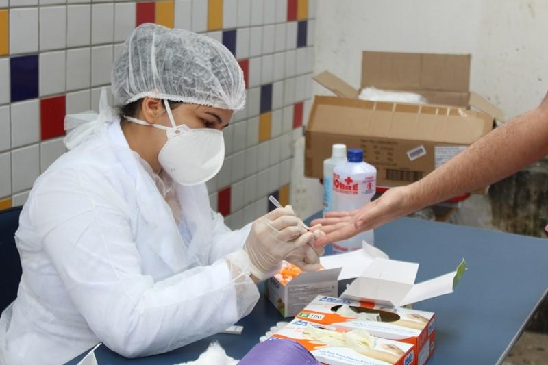 Teresina tem mais de 18 mil pessoas na fase de transmissão da Covid-19 (Divulgação/ PMT)