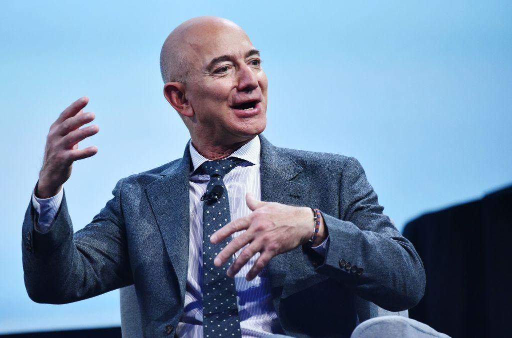 Dono da Amazon é o homem mais rico do mundo Foto: AFP