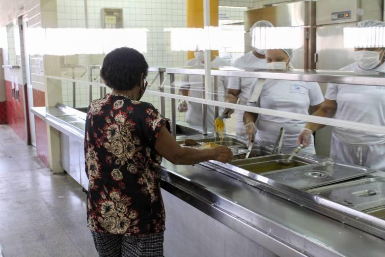 Restaurante populares de Teresina retoma atendimento (Divulgação)