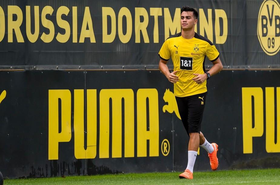 Ex-do Flamengo atua no Borussia Dortmund- Foto-Divulgação