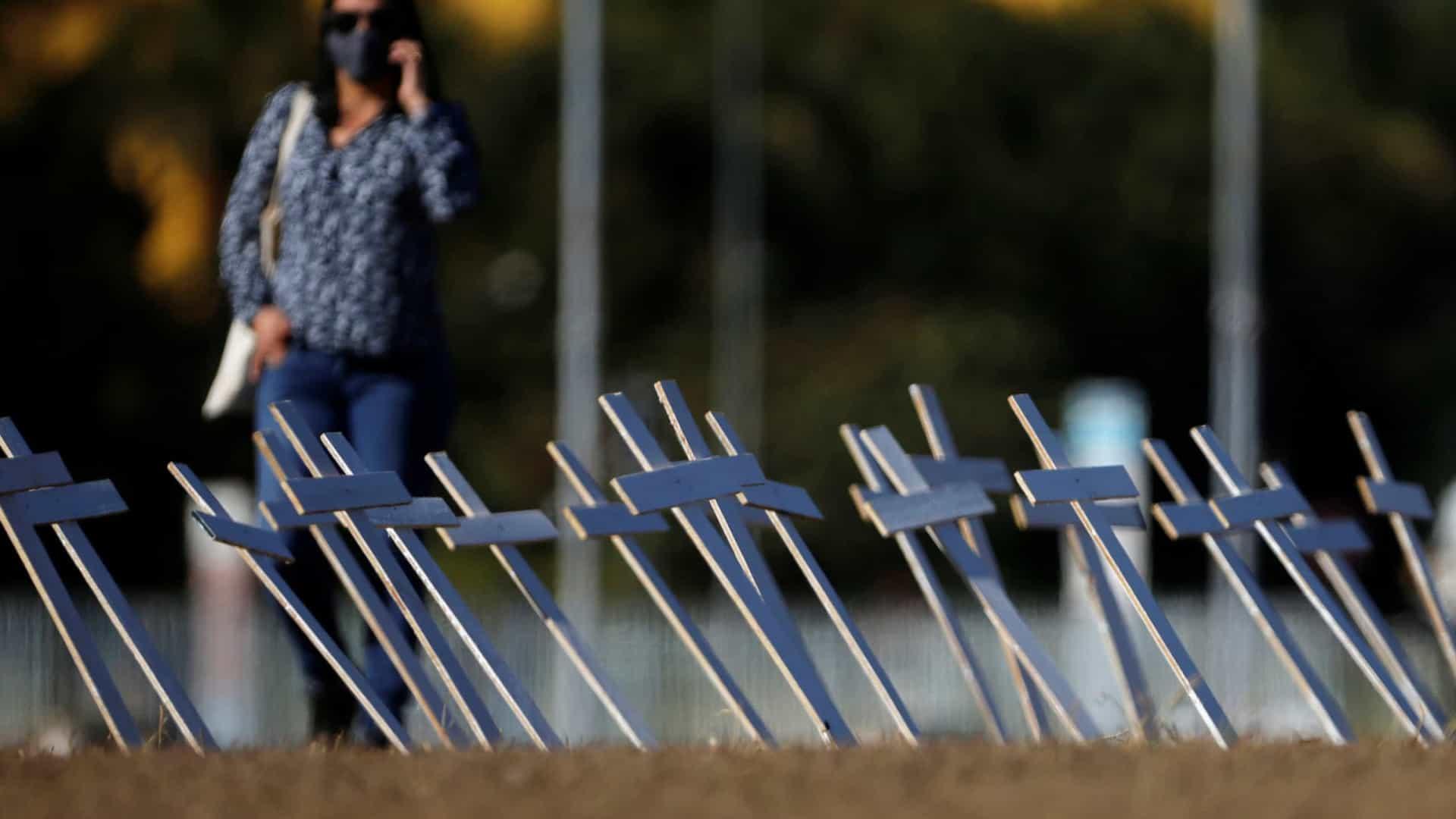 Ministério da Saúde aponta aumento de mortes em 13 estados (Foto: Reuters)